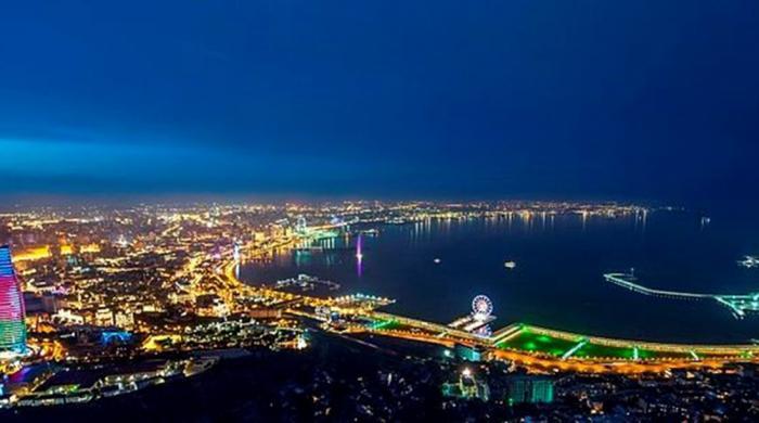 Blog: A visit to Baku