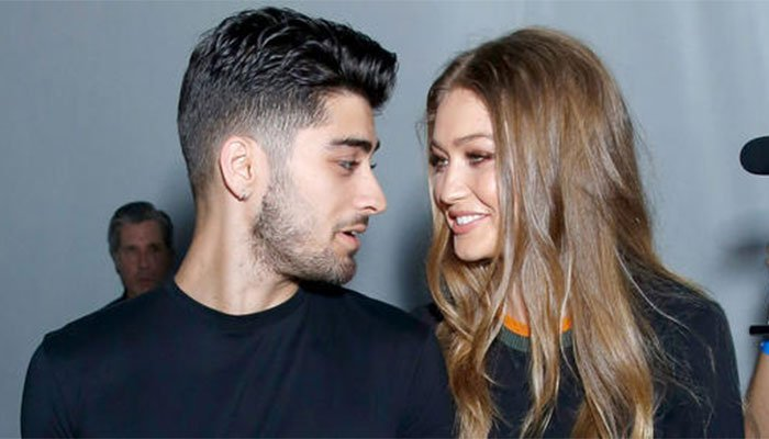 Gigi Hadid confirms relationship with Zayn Malik with romantic picture