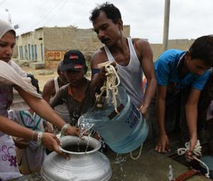 Pakistan's water apocalypse