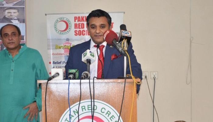 Dr. Junaid Shah. Photo: Geo News file