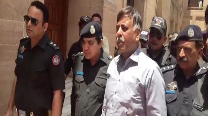 Sindh home secretary questioned over declaring Rao Anwar's house sub jail