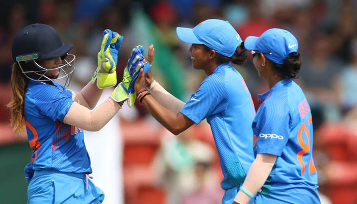 India v/s Bangladesh Women's Asia Cup final T20