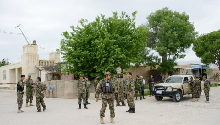 Taliban Attacks Kill at Least 10 Afghan Soldiers
