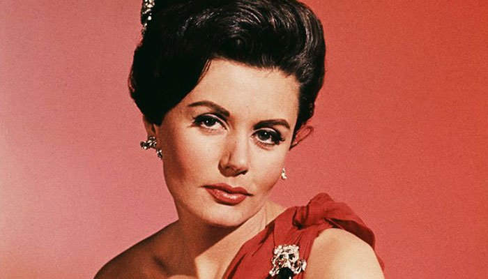Eunice Gayson Dead - Bond Girl in 'Dr. No' Dies at 90