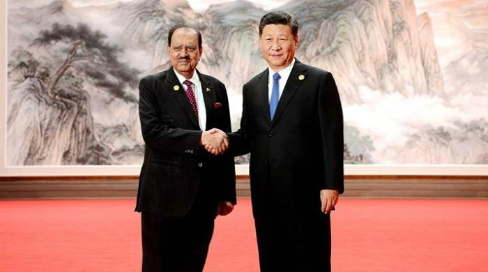 China says supports Pakistan's sovereignty, development efforts