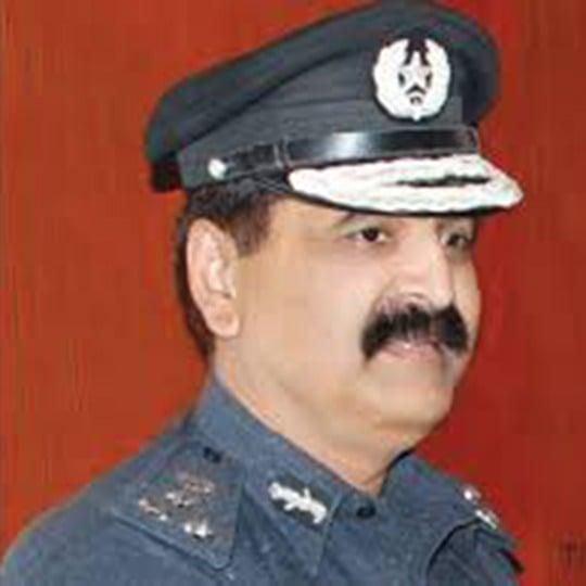 IGP Sindh Amjad Saleemi