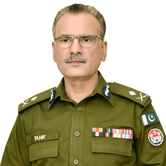IGP KP Mohammad Tahir