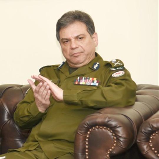 IGP Balochistan Mohsin Butt