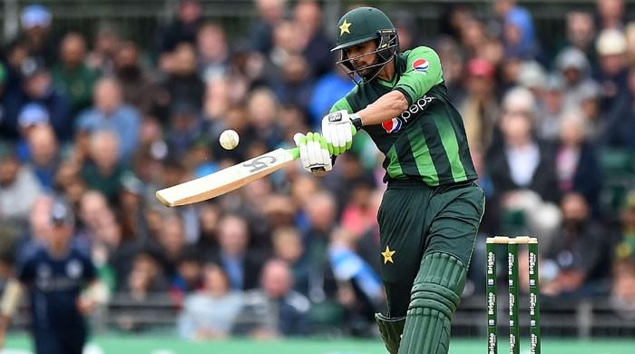 Faheem three-for, Malik's 49* help Pakistan seal series