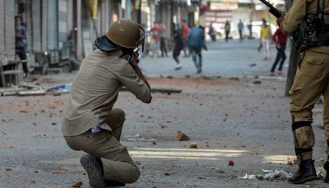 Indian troops martyred two Kashmiri youth in Indian occupied Kashmir's Bandipore district on Thursday