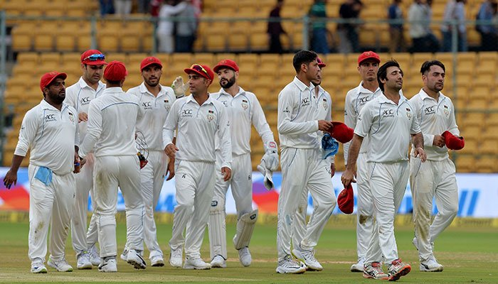 India bat in Afghanistan's debut test