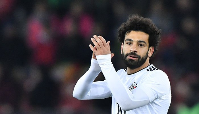 Egypt's Mo Salah to return to pitch against Russia