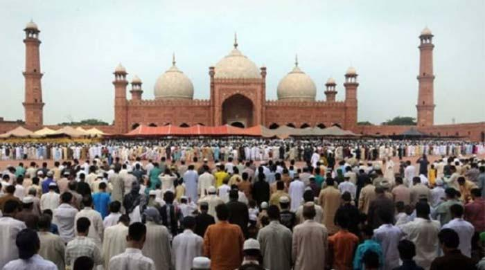 Jumatul Wida observed today with religious zeal and reverence