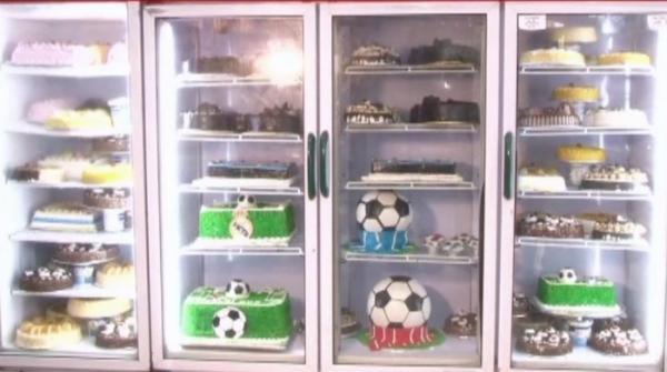Football fever spills into Eid festivities