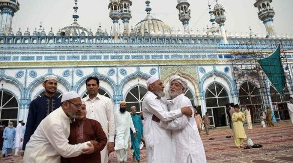 Pakistan celebrates Eid with religious zeal and fervour