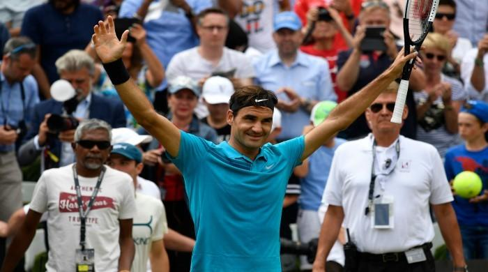 Federer marks number one ranking with 98th title in Stuttgart