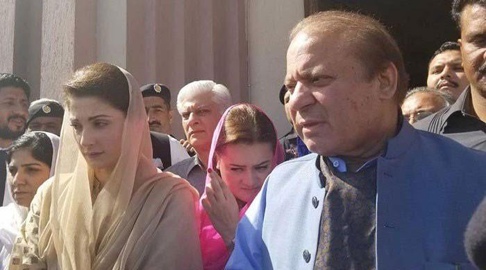 Nawaz, Maryam delay return after meeting Begum Kulsoom's doctors