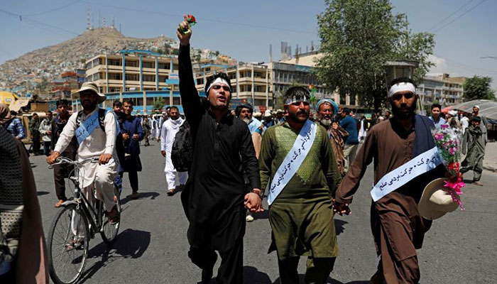 Helmand Women Appeal To Taliban To Extend Ceasefire