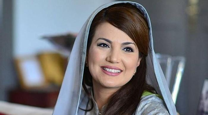 Reham claims PTI scared of her book's contents