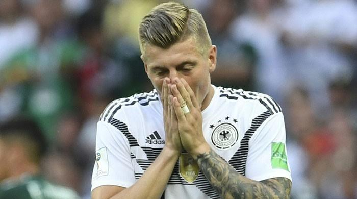 Germany 'under pressure' after Mexico World Cup defeat: Kroos