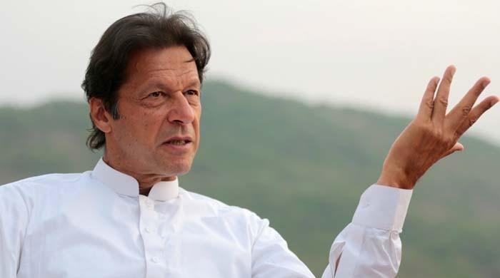 Imran skips NA-53 scrutiny for ECP appearance in Lahore