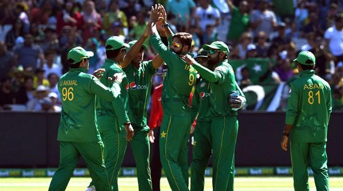 Pakistan move to number five in ODI rankings