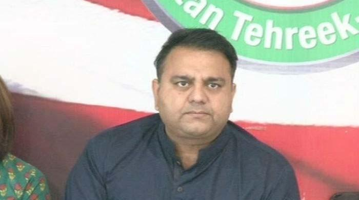 Caretaker govt progressing slowly on electoral process: Fawad Chaudhry