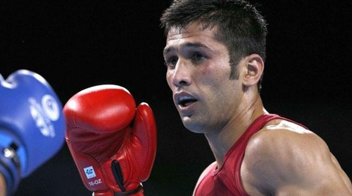 Boxer Muhammad Waseem eager to win flyweight world title
