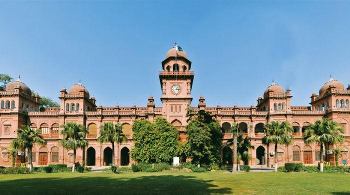 CJP takes suo motu notice of wedding halls at PU