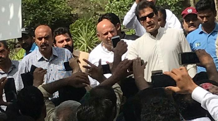 Won't change decision on tickets due to pressure, Imran to protesting workers