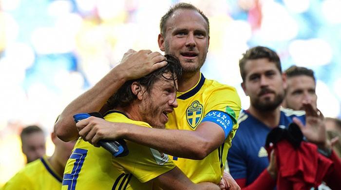 VAR penalty gives Sweden narrow win over South Korea
