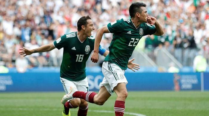 Mexico face disciplinary case over homophobic chant