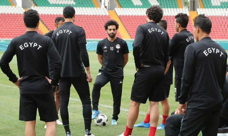 Egypt's Salah to face late fitness test