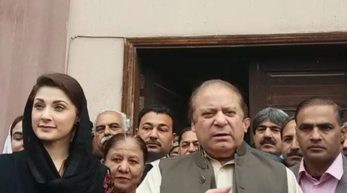 Nawaz, Maryam get four-day exemption from appearing in corruption cases