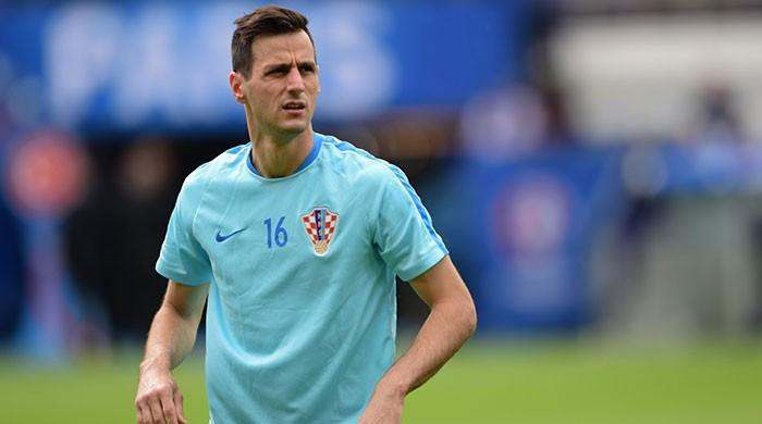 Croatia's Kalinic sent home after refusing sub role