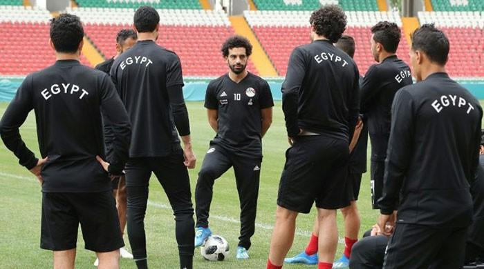 All eyes on Salah as World Cup hosts take on Egypt
