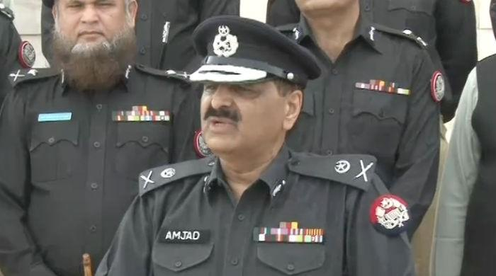 IG Sindh resolves to act against 'black sheep' in police dept