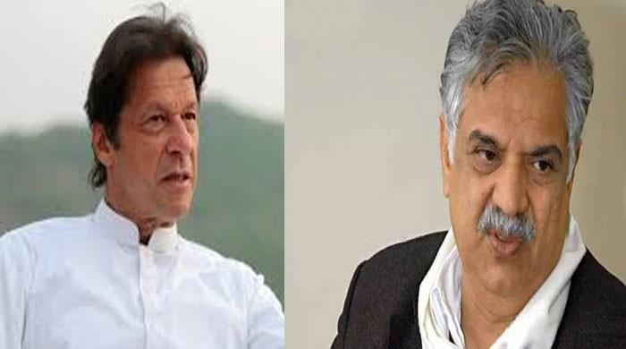 Imran demands replacement of KP governor