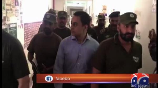 Ahad Cheema sent on judicial remand after 90-day physical custody