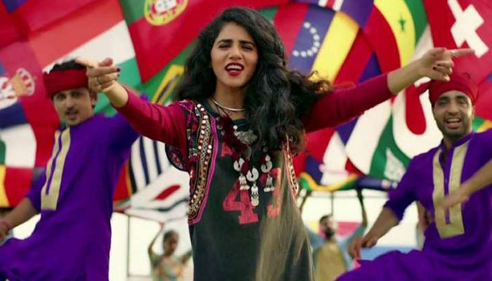 The Pakistani singer teamed up with Jason Derulo for a desi version of World Cup anthem 'Colours'