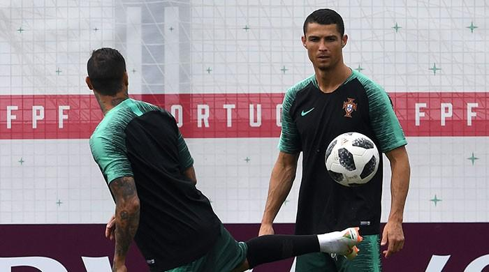 In-form Ronaldo looms for Morocco, Spain face Iran