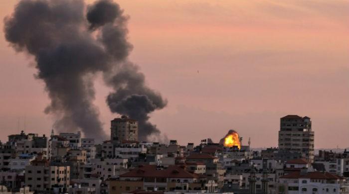 Israeli planes hit 25 targets in Gaza