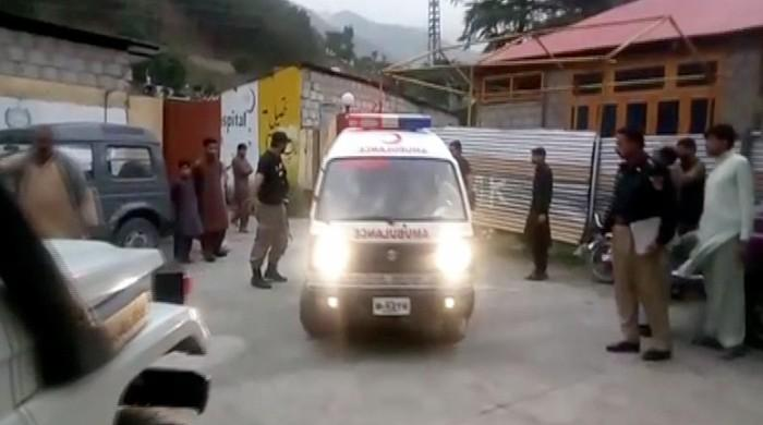 Ten of a family killed as jeep falls into ravine in Mansehra