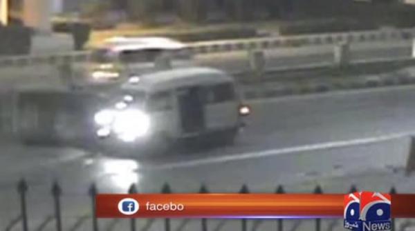Karachi Maqsood Murder CCTV Footage