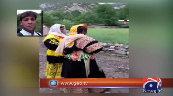 Video emerges of man harassing women in Chitral