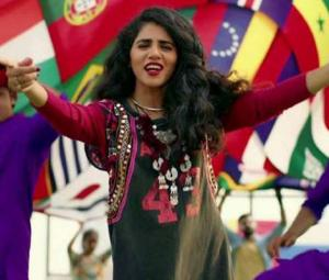 QB collaborates with Jason Derulo for World Cup anthem