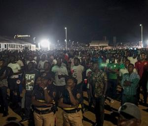 Power woes hit Nigeria's football fans