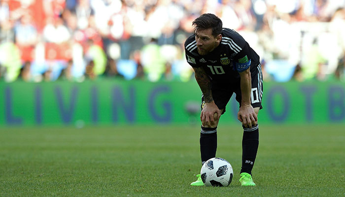 Messi and Argentina stunned, Croatia and France wins highlight Day 8