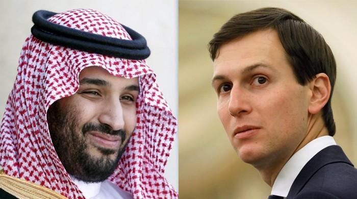 Saudis host Kushner, Trump envoy after Israel-Gaza flare-up