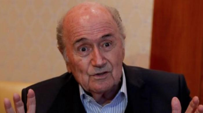 'It's my World Cup', claims alleged sexual harasser, ex-FIFA chief Blatter in Moscow